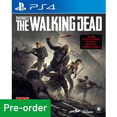 Overkills the Walking Dead PS4 Pre-Order Game