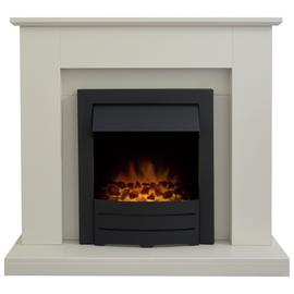Adam Fareham Surround with Colorado 2kW Electric Fire Suite