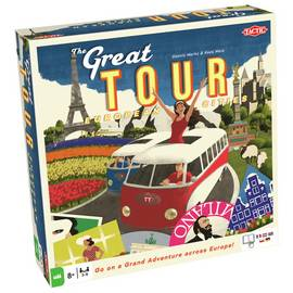 The Great Tour - European Cities