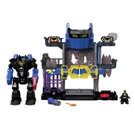 Fisher-Price Imaginext DC Super Friends Robo Batcave