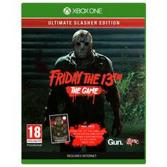 Friday 13th Ultimate Slasher Edition Xbox One Game