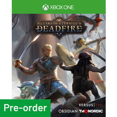 Pillars of Eternity II Deadfire Xbox One Pre-Order Game