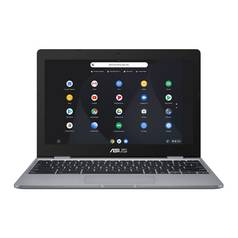 ASUS C223 11.6 Inch Celeron 4GB 32GB Chromebook - Grey