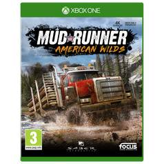 SpinTires MudRunner: American Wilds Xbox One Game