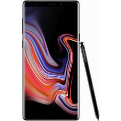 Pre Order Sim Free Samsung Note 9 128GB Mobile Phone - Black