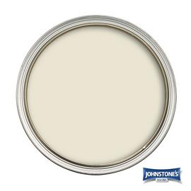 Johnstone's Wall & Ceiling Paint Silk 5L - Antique Cream