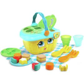 LeapFrog Shapes Picnic Basket - Yellow