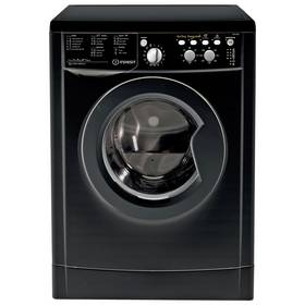 Indesit IWC71252ECOK 7KG 1200 Spin Washing Machine - Black