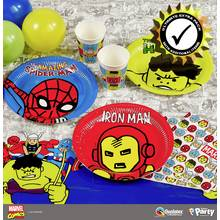 Marvel Avengers Premium Party Pack for 24 Guests