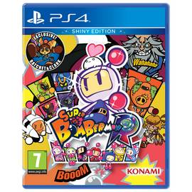 Super Bomberman R: Shiny Edition PS4 Game