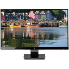 HP 27w 27 Inch FHD IPS Monitor - Black