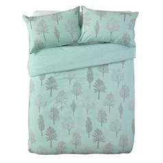 Argos Home Tree Print Bedding Set - Double