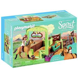 DreamWorks Spirit 9478 Lucky and Spirit by Playmobil/t