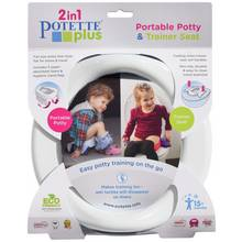 Potette Plus Fold Away Travel Potty