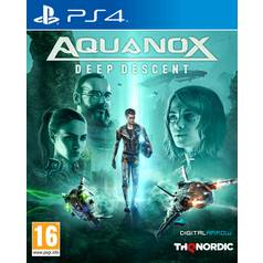 Aquanox Deep Descent PS4 Pre-Order Game