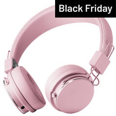 Urbanears Plattan 2 On - Ear Bluetooth Headphones - Pink