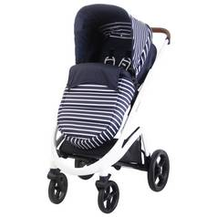 My Babiie Sam Faiers MB300 Pushchair - Blue Stripe