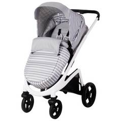 My Babiie Sam Faiers MB300 Pushchair - Grey Stripes