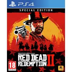 Red Dead Redemption 2 Special Edition PS4 Game