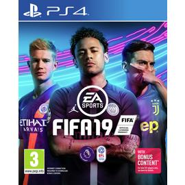 FIFA 19 PS4 Game