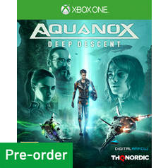 Aquanox Deep Descent Xbox One Pre-Order Game