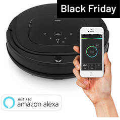 Princess 33900 Smart Robotic Vacuum Cleaner