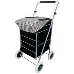 b90b304948 4 Wheel 23inch Shopping Trolley
