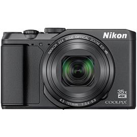 Nikon Coolpix A900 20MP 35x Zoom SZ Compact Camera - Black