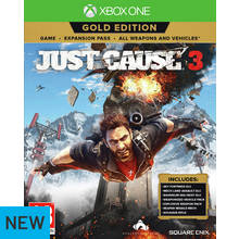 Just Cause 3 Gold Edition Xbox One Game