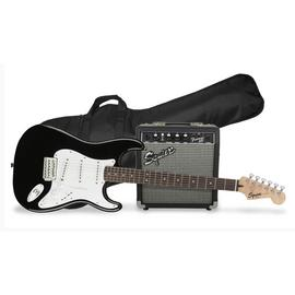 Squier by Fender Full Size Electric Guitar & Accessories