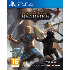 Pillars of Eternity II: Deadfire PS4 Pre-Order Game