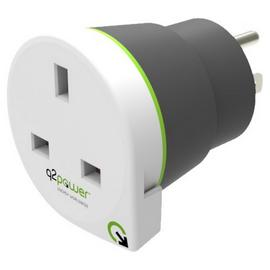 Q2Power UK to USA Travel Adapter