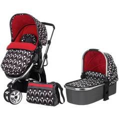 Obaby Chase 2 in 1 Eclipse Stroller