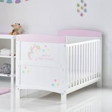 Obaby Grace Inspire Cot Bed - Unicorn