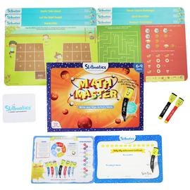 Skillmatics Math Master Learning Set