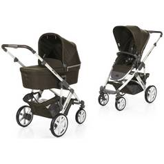 ABC Design Salsa 4 Pushchair and Carrycot - Leaf