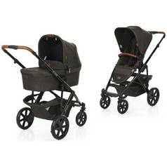 ABC Design Salsa 4 Pushchair and Carrycot - Piano