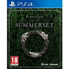 Elder Scrolls Online: Summerset PS4 Game