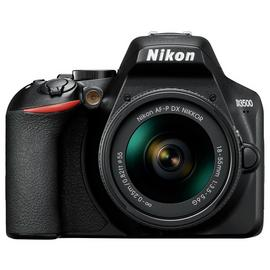 Nikon D3500 DSLR Camera with AF-P DX 18-55mm Lens