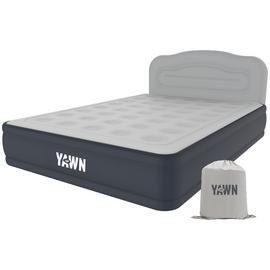 Yawn Luxury Raised Air Bed With Headboard - Kingsize