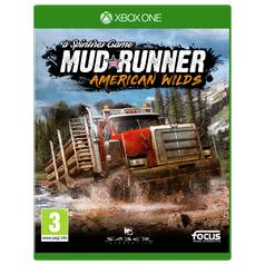 Spintires: Mudrunner American Wilds Xbox One Pre-Order Game