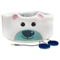 Snuggly Rascals Kids Over - Ear Headphones - Polar Bear