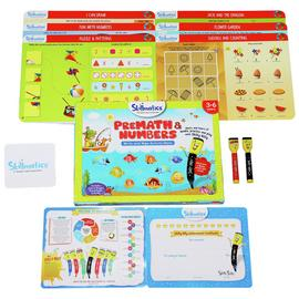 Skillmatics PreMath and Numbers Learning Set