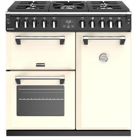 Stoves Richmond S900DF Dual Fuel Range Cooker - Cream