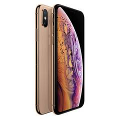 Sim Free iPhone Xs 256GB Mobile Phone - Gold - Pre Order