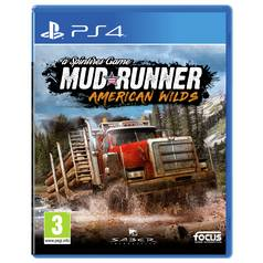 Spintires: Mudrunner American Wilds Ed PS4 Game