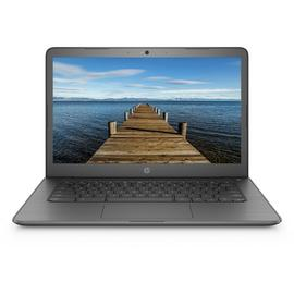 HP 14 Inch Celeron 4GB 32GB Chromebook – Grey