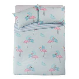 Argos Home Miami Beach Bedding Set - Double