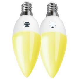 Hive Dimmable Smart E14 Bulb - Double Pack