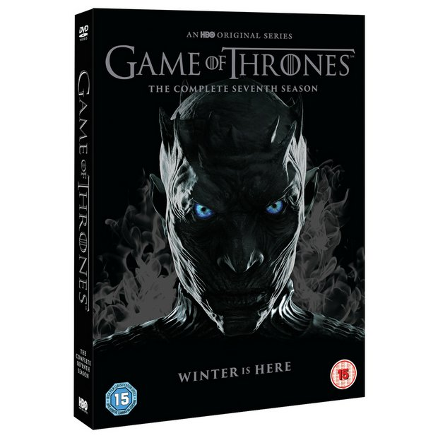 Buy Game of Thrones: Season 7 DVD | DVDs and blu-ray | Argos